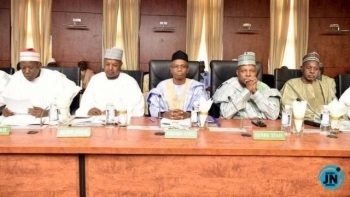 JUST IN: Northern Governors, NSA, IGP meet in Kaduna
